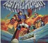 Album figurine Astrorobot