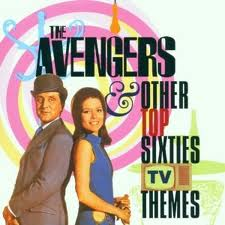The Avengers & Other Top Sixties TV Themes (2 CD)
