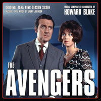 Avengers – The Tara King season score (2 CD)