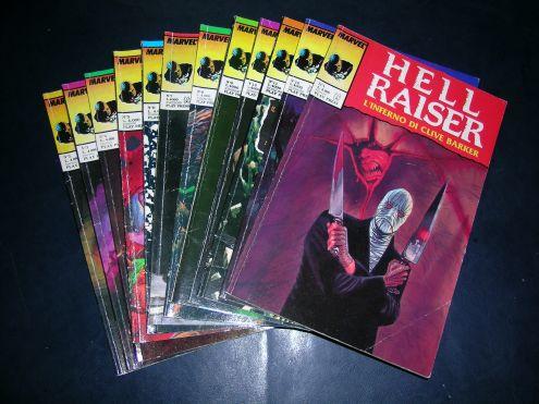 Hellraiser (collezione completa 12 numeri)