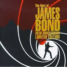 Best of James Bond – 30th anniversary collection