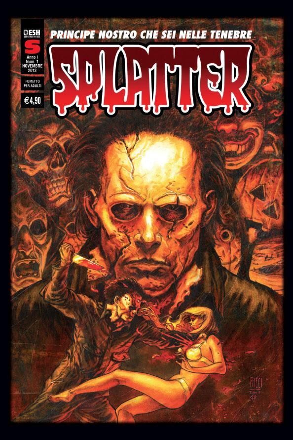 Splatter (nuova serie) n. 1