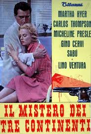 Mistero dei tre continenti, Il (2 DVD)