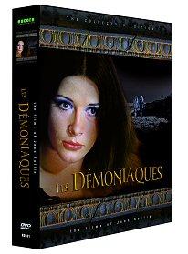 Demoniaques (L'isola delle demoniache – sott. ita) (3 DVD + Book)