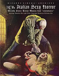 1970's italian sexy horror – Weirdly erotic terror movies from cineromanzi