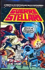 Guerre stellari n. 3 – A fumetti il più spettacolare film di fantascienza