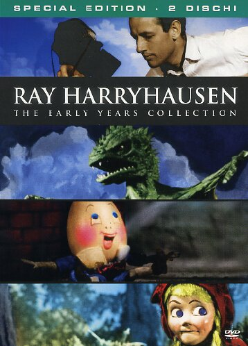 Ray Harryhausen – The Early Years Collection (SE) (2 Dvd)