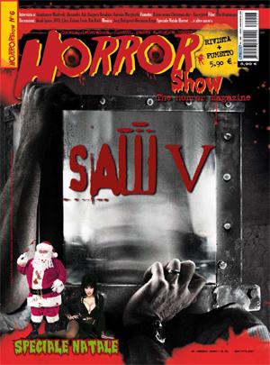 Horror show n°06  OFFERTA ESAURIMENTO – 40%!!!