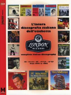 Intera discografia italiana dell'etichetta LONDON dal 1952 al 1982, L'