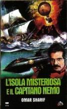 Isola misteriosa e il capitano Nemo, L'