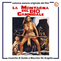 Montagna del dio cannibale, La (CD)