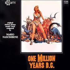 One million years B.C. – Un milione d'anni fa (LP)