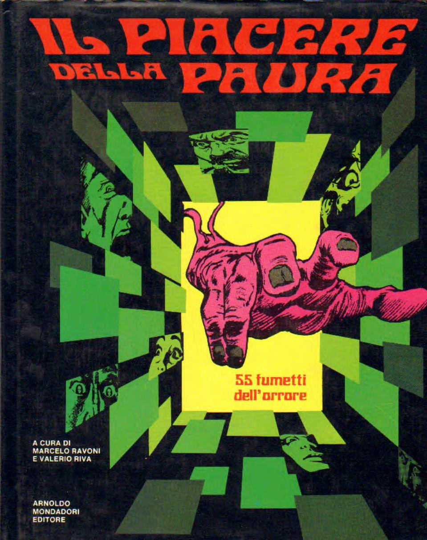 Il Piacere della paura, Il – 55 fumetti dell'orrore (1973)