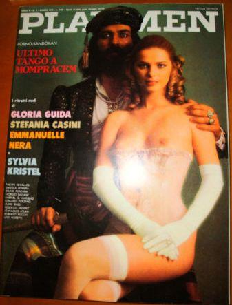 Playmen 1976 (marzo) CICCIOLINA, GLORIA GUIDA, LAURA GEMSER