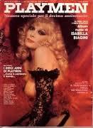 Playmen 1977 (luglio) ISABELLA BIAGINI + DIZIONARIO della LETTERATURA EROTICA