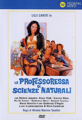 Professoressa di scienze naturali, La