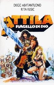 Attila flagello di Dio (VHS NUOVA SIGILLATA)