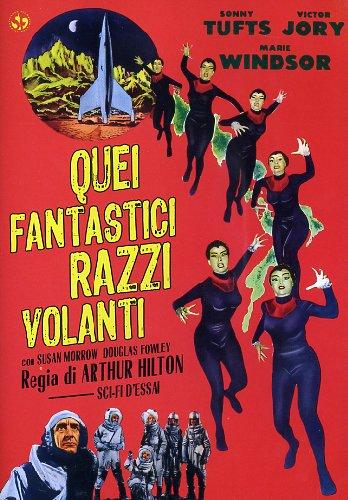 Quei fantastici razzi volanti (Cat women on the Moon)