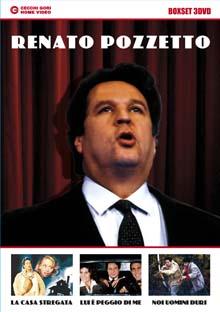 Renato Pozzetto box (3 DVD)