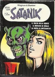 Satanik – Spin off n.10