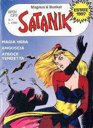 Satanik – Spin off n. 7