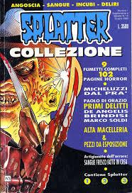 Splatter Collection n.1
