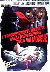 Terrificanti delitti degli assassini della via Morgue, I
