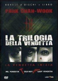 Trilogia Della Vendetta, La (4 DVD – NO SLIPCASE)